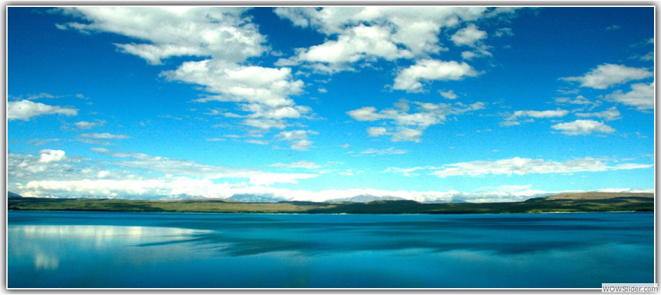 Lake Pukaki view